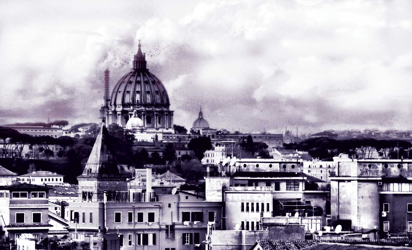 A sightseeing of Rome